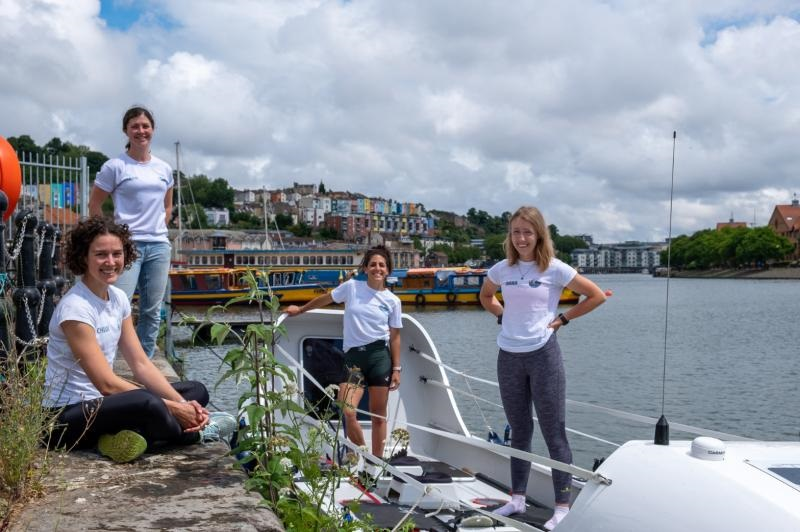The Bristol Gulls - The Tahlisker Whisky Atlantic Challenge